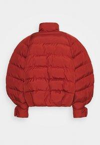 Henrik Vibskov - TILES SHORT JACKET - Winter jacket - burn brick - 1