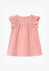 Name it - NBFOANNA SPENCER BABY - Shirt dress - peachskin - 0