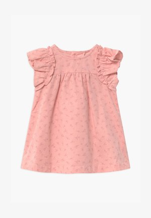 NBFOANNA SPENCER BABY - Shirt dress - peachskin