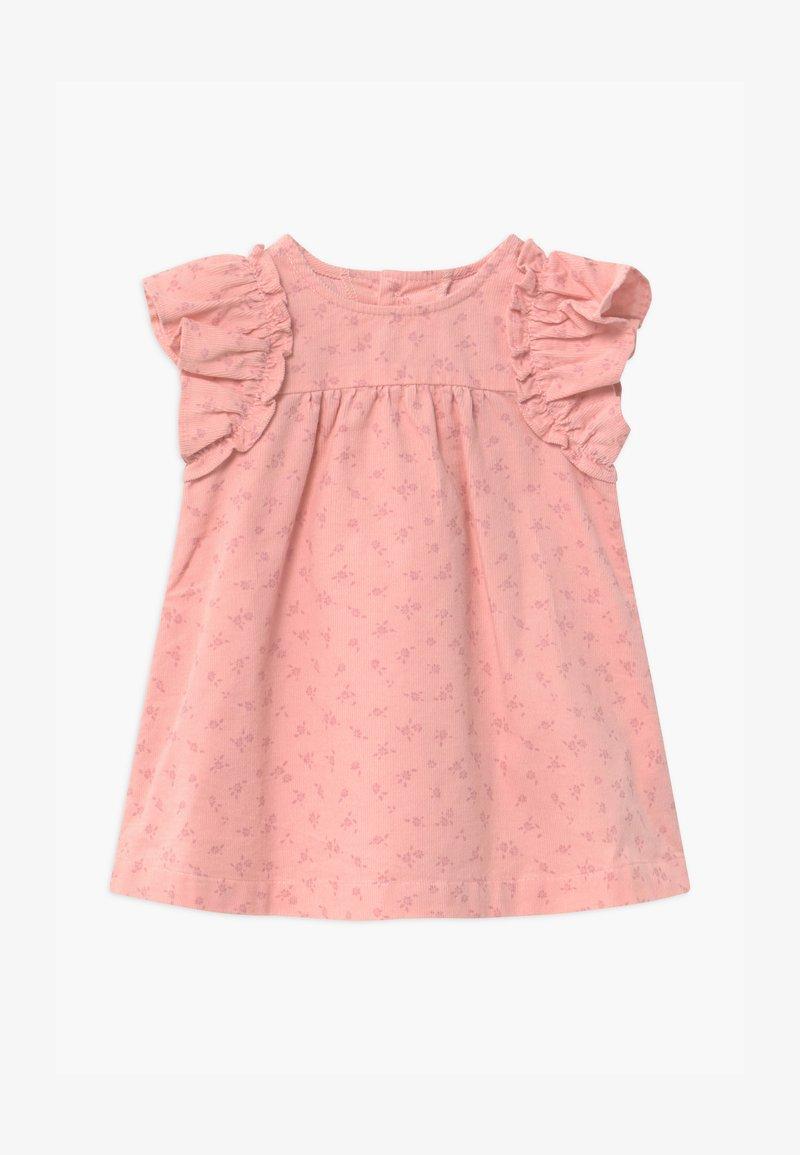 Name it - NBFOANNA SPENCER BABY - Shirt dress - peachskin