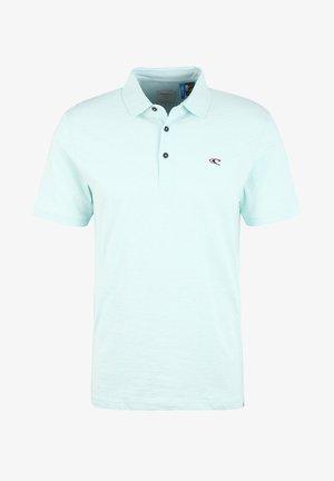 Polo shirt - bluelight