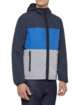 GEOX JACKEN - Outdoor jacket - bluen/royali/mel.tit f8691