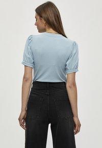 Minus - JOHANNA  - T-shirt basic - powder blue - 2