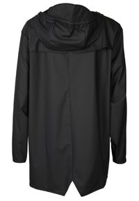 Rains - UNISEX JACKET - Impermeable - black - 1