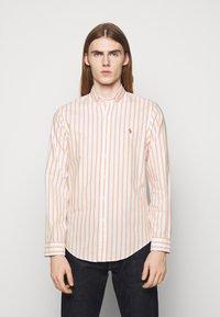 Polo Ralph Lauren - OXFORD - Shirt - orange/white - 0
