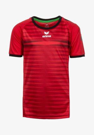 FERRARA 2.0 TRIKOT - Funktionsshirt - red/black