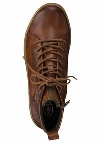 Jana - SNEAKER - Sneakers high - dk cognac napp - 1