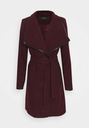 VMWATERFALL CLASS - Classic coat - port royale/black