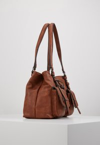 Tamaris - Across body bag - cognac - 2