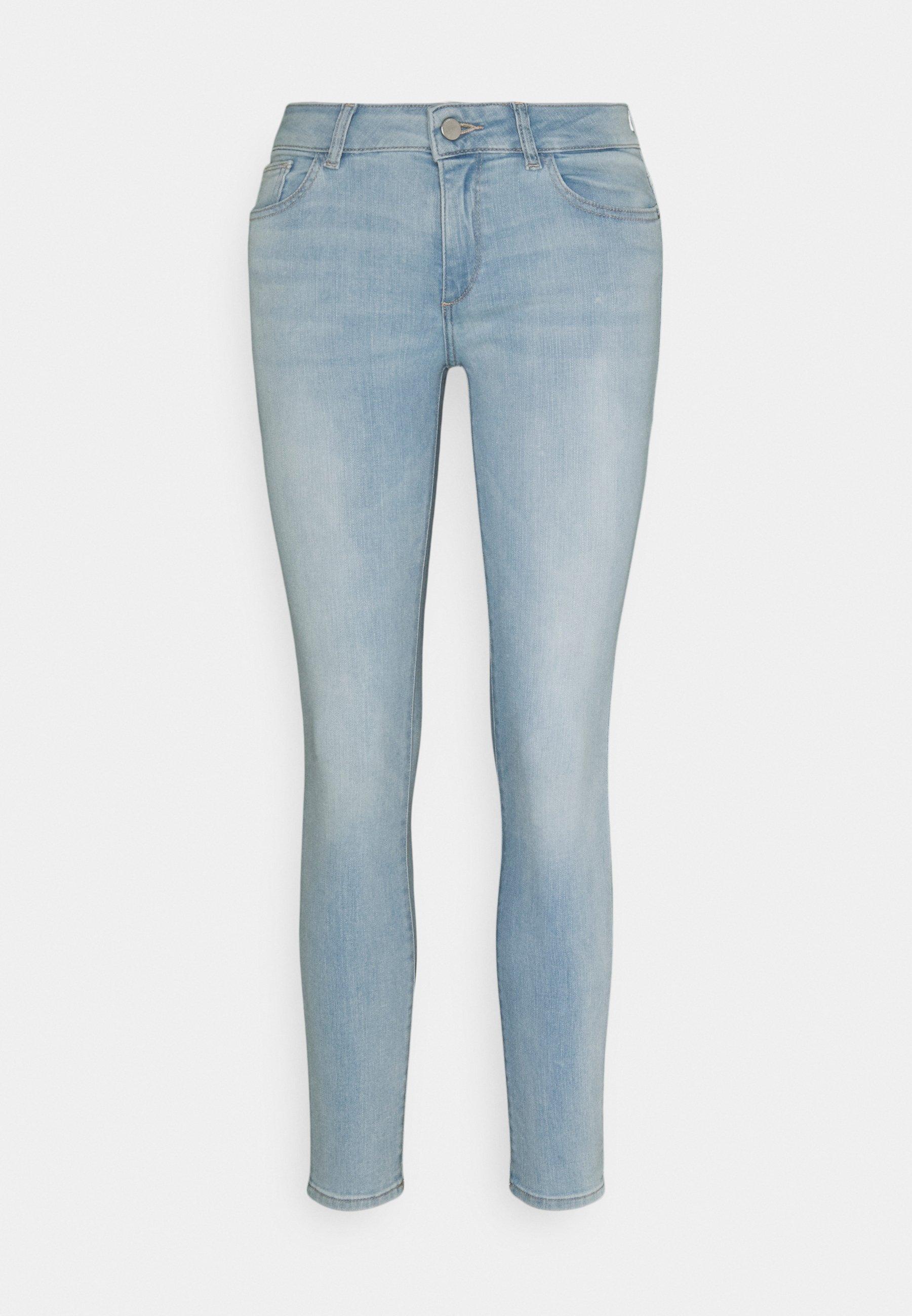 Women EMMA LOW RISE INSTASCULPT - Jeans Skinny Fit