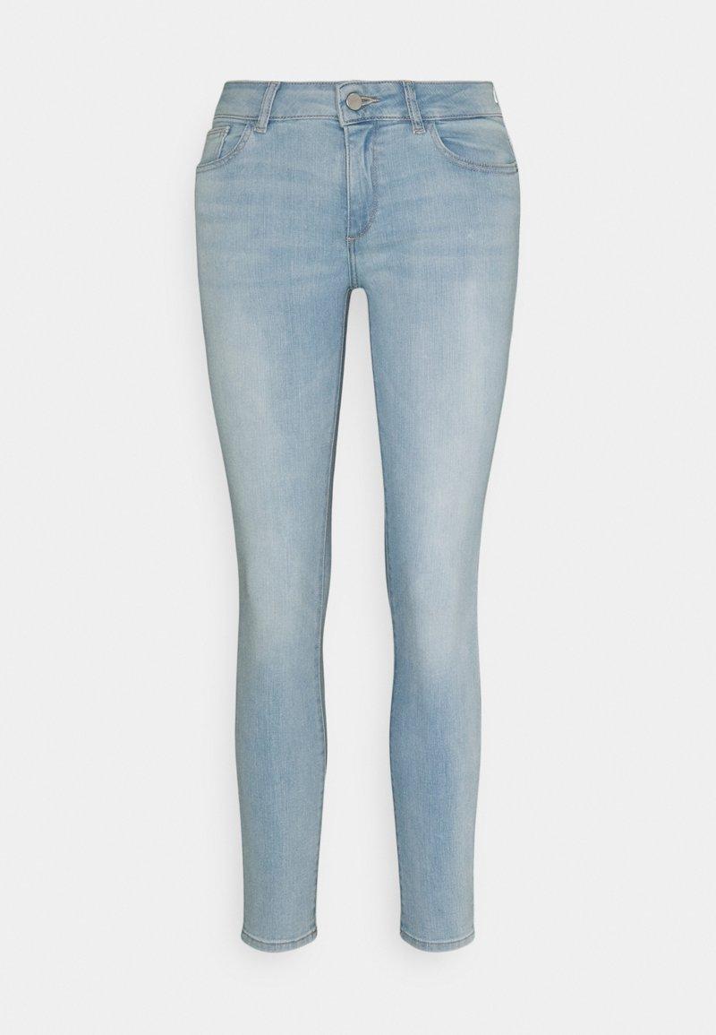 DL1961 - EMMA LOW RISE INSTASCULPT - Skinny džíny - waldon