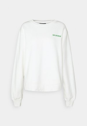 BULKY CREW - Sweater - offwhite