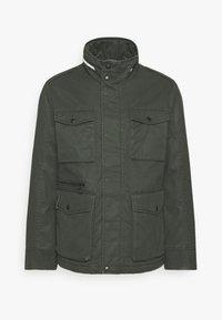 FIELD JACKET - Summer jacket - dunkelgrün