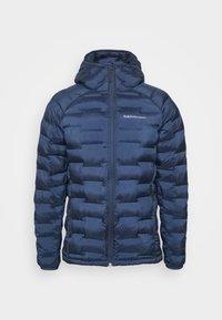 Peak Performance - ARGON HOOD - Winter jacket - blue shadow - 5