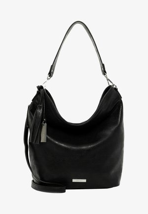 FRANZY - Tote bag - black