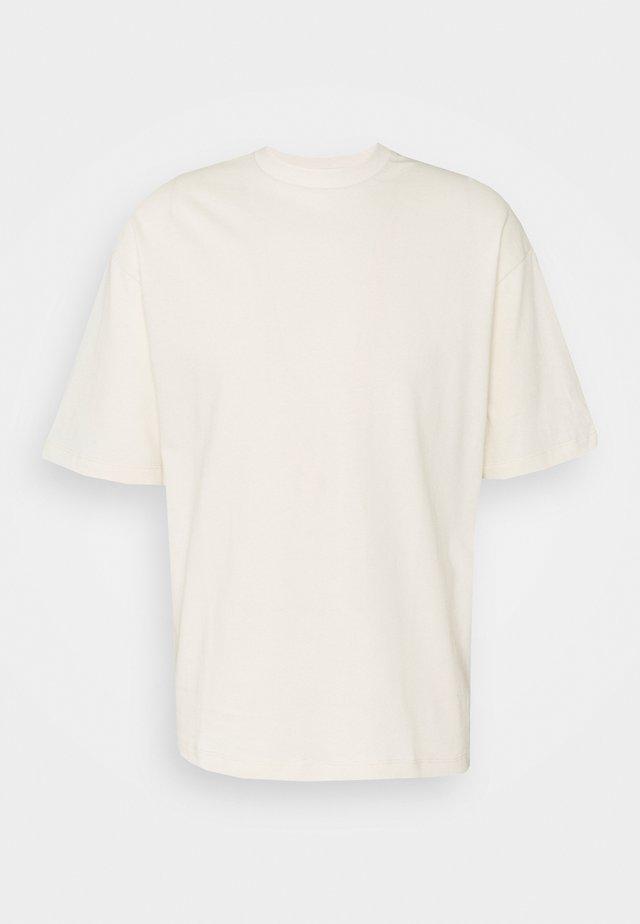 HUNT - T-Shirt basic - off-white