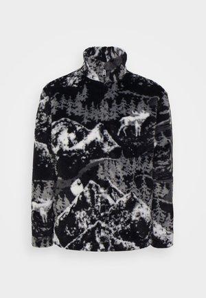 HIGH PLAINS LINER - Summer jacket - black