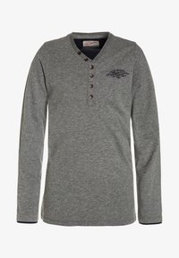 Petrol Industries - Long sleeved top - light slate melee - 0