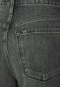 Frame Denim - ALI WIDE CROP - Jean flare - silverwood - 2