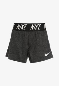 Nike Performance - DRY SHORT TROPHY  - Krótkie spodenki sportowe - black/heather/white - 0