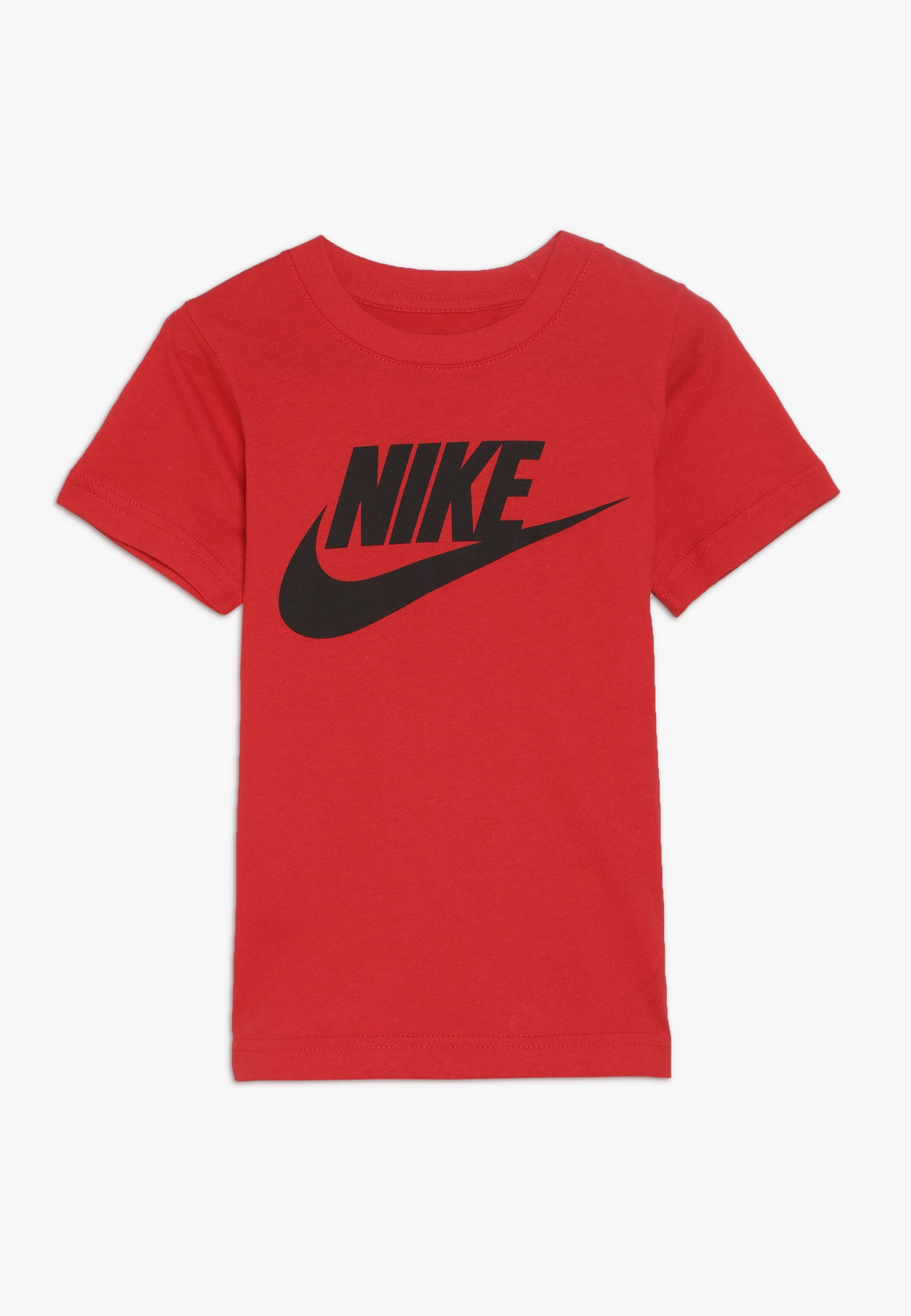 Große Förderung Nike Sportswear FUTURA TEE - T-Shirt print - university red | Damenbekleidung 2020