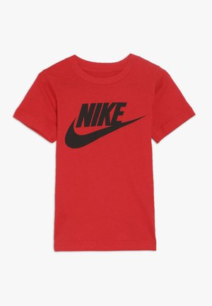 FUTURA TEE - Triko s potiskem - university red