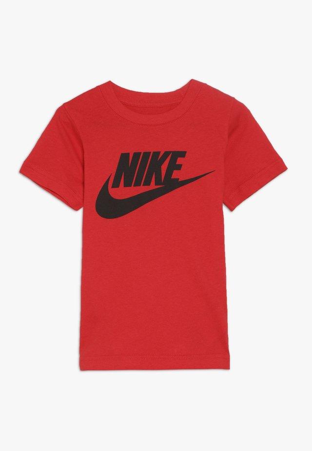 FUTURA TEE - Print T-shirt - university red