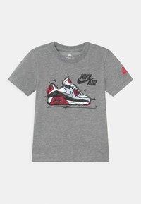 Nike Sportswear - AIR MAX SKETCH  - Print T-shirt - grey - 0