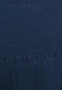 CLOSED - KARA - Button-down blouse - mid blue - 2