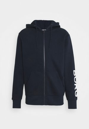 LOGO JACKET - Zip-up hoodie - night sky