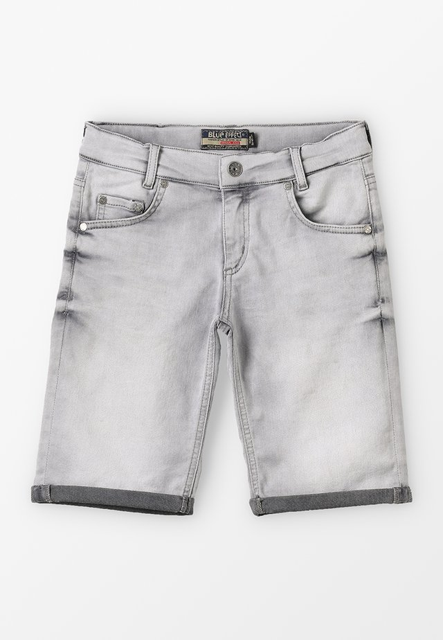 BOYS BASIC - Shorts di jeans - grey medium