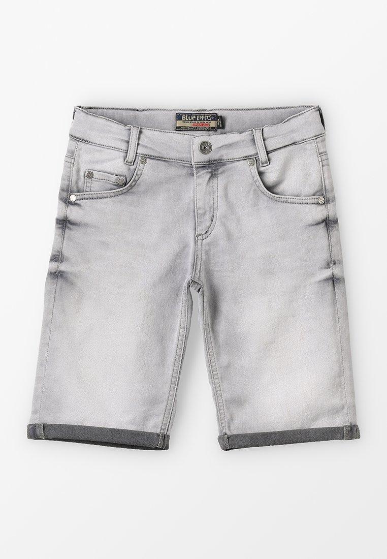 Blue Effect - BOYS BASIC - Denim shorts - grey medium