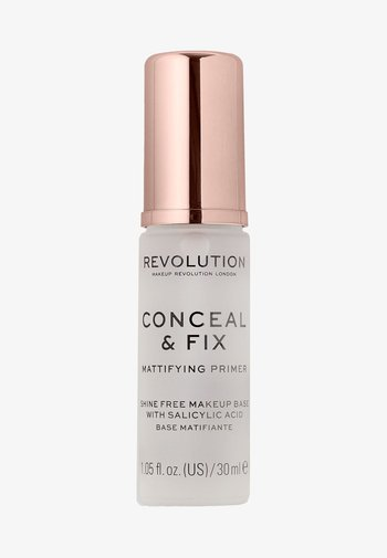 REVOLUTION CONCEAL & FIX MATTIFYING PRIMER