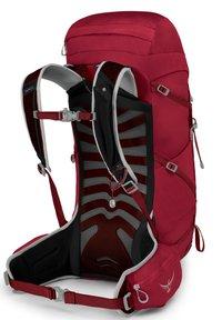 Osprey - Backpack - cosmic red - 1