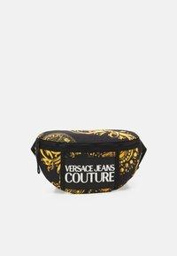 Versace Jeans Couture - RANGE LOGO TYPE UNISEX - Marsupio - nero/oro - 0