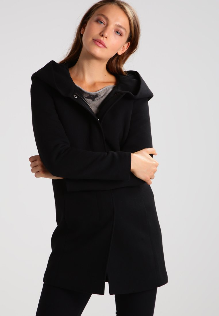 ONLY - Manteau court - black