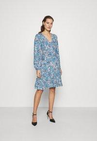 Fabienne Chapot - LOLA DRESS - Day dress - lavender/warm white - 1