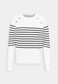 Tommy Hilfiger - BUTTON - Jumper - ecru - 0