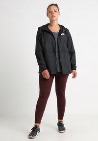 Nike Sportswear - Tunn jacka - black/white - 1