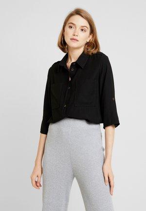 JDYNELSON  - Button-down blouse - black