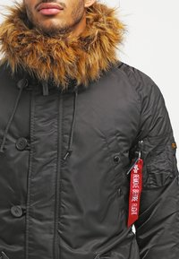 Alpha Industries - Winter coat - black - 4