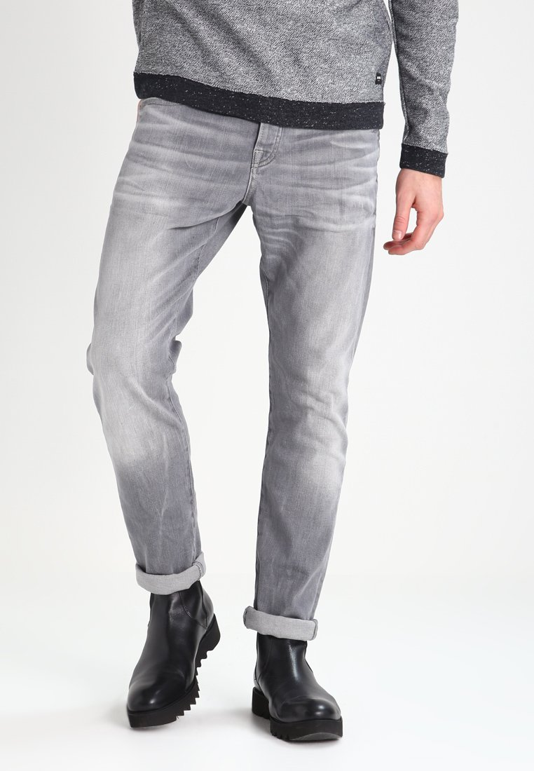 Scotch & Soda - STONE AND SAND - Slim fit jeans - cement melange
