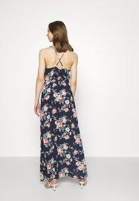 Vila - VIMESA WRAP DRESS - Maxi dress - navy blazer - 2