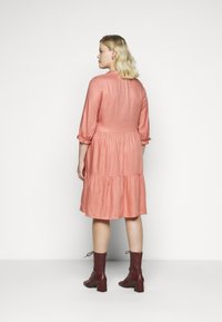 JUNAROSE - by VERO MODA - JRGESO KNEE DRESS  - Shirt dress - old rose - 2