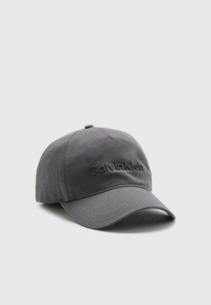 DARK ESSENTIAL UNISEX - Cap - charcoal
