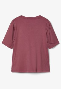 Name it - Basic T-shirt - wild ginger - 1