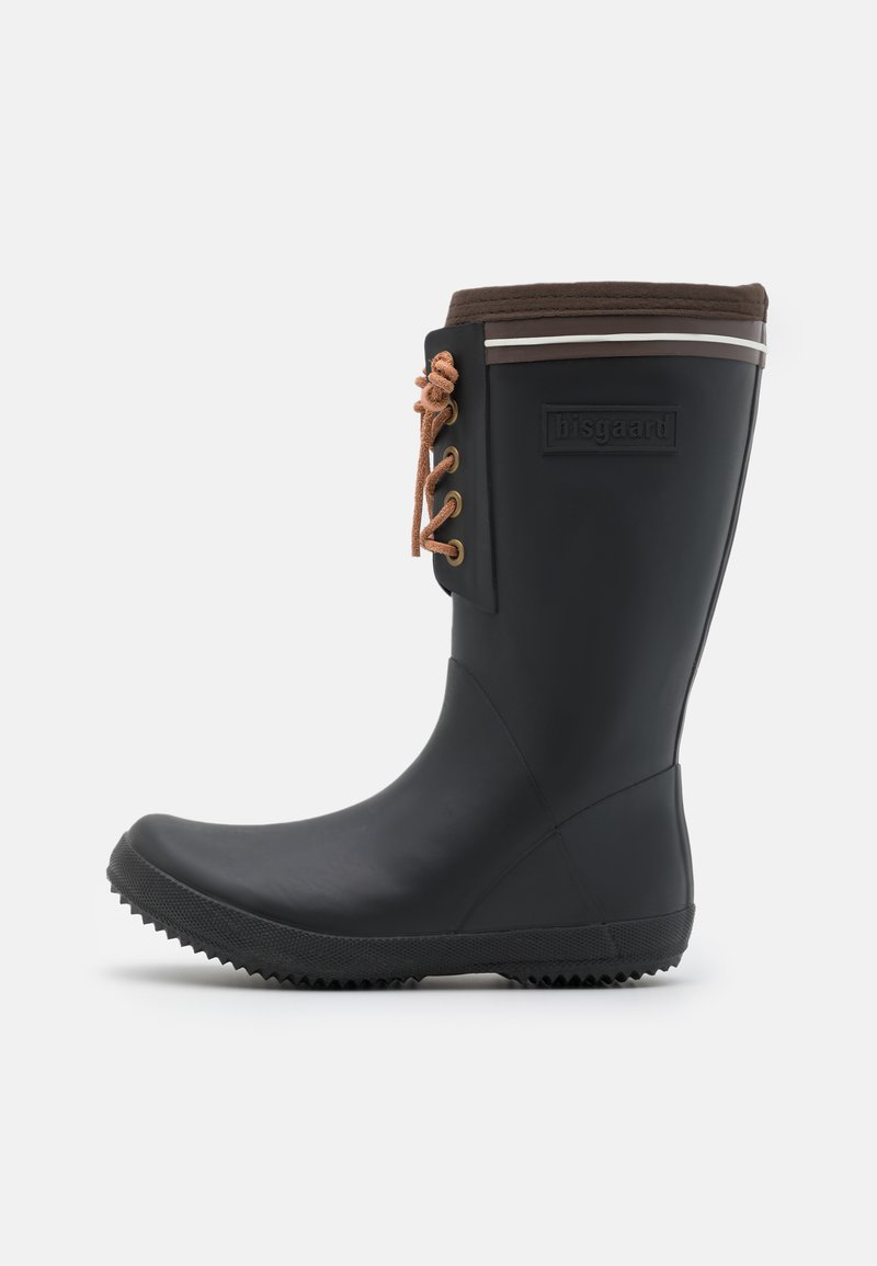 Bisgaard - BOOT LACE THERMO - Wellies - black