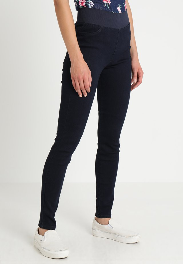 Farkkuleggingsit - dark blue