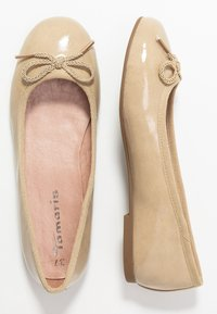 Tamaris - Ballet pumps - nude - 3