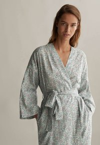 OYSHO - Dressing gown - green - 3